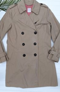GAP Khaki Trenchcoat